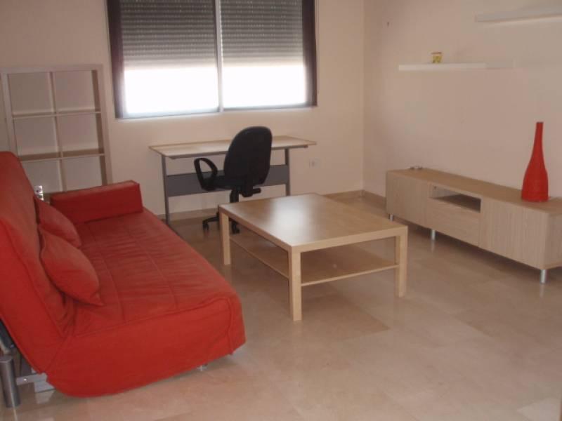 Apartamento en alquiler en Juan Carlos I, Murcia