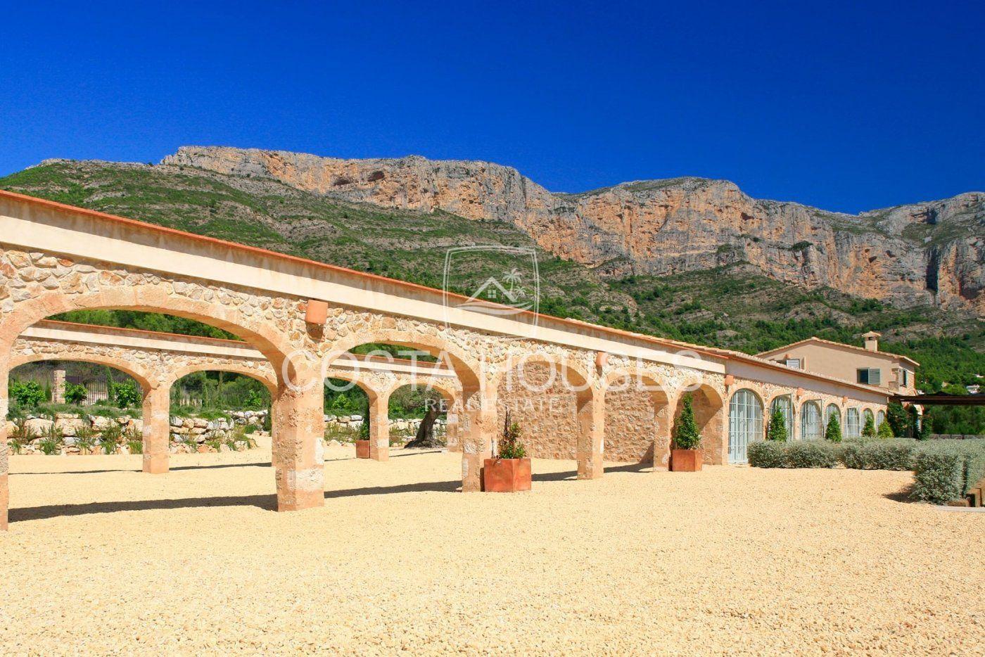 Auténtica Villa de Lujo estilo Mediterráneo cerca de La Sella GOLF ⛳ MONTGO • Denia | Javea