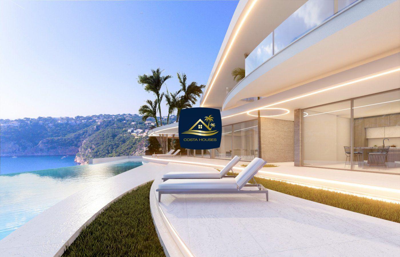 Venta VILLAS DE LUJO PRIMERA LINEA MAR en Javea, COSTA BLANCA ⚜️ Luxury Seafront Villas