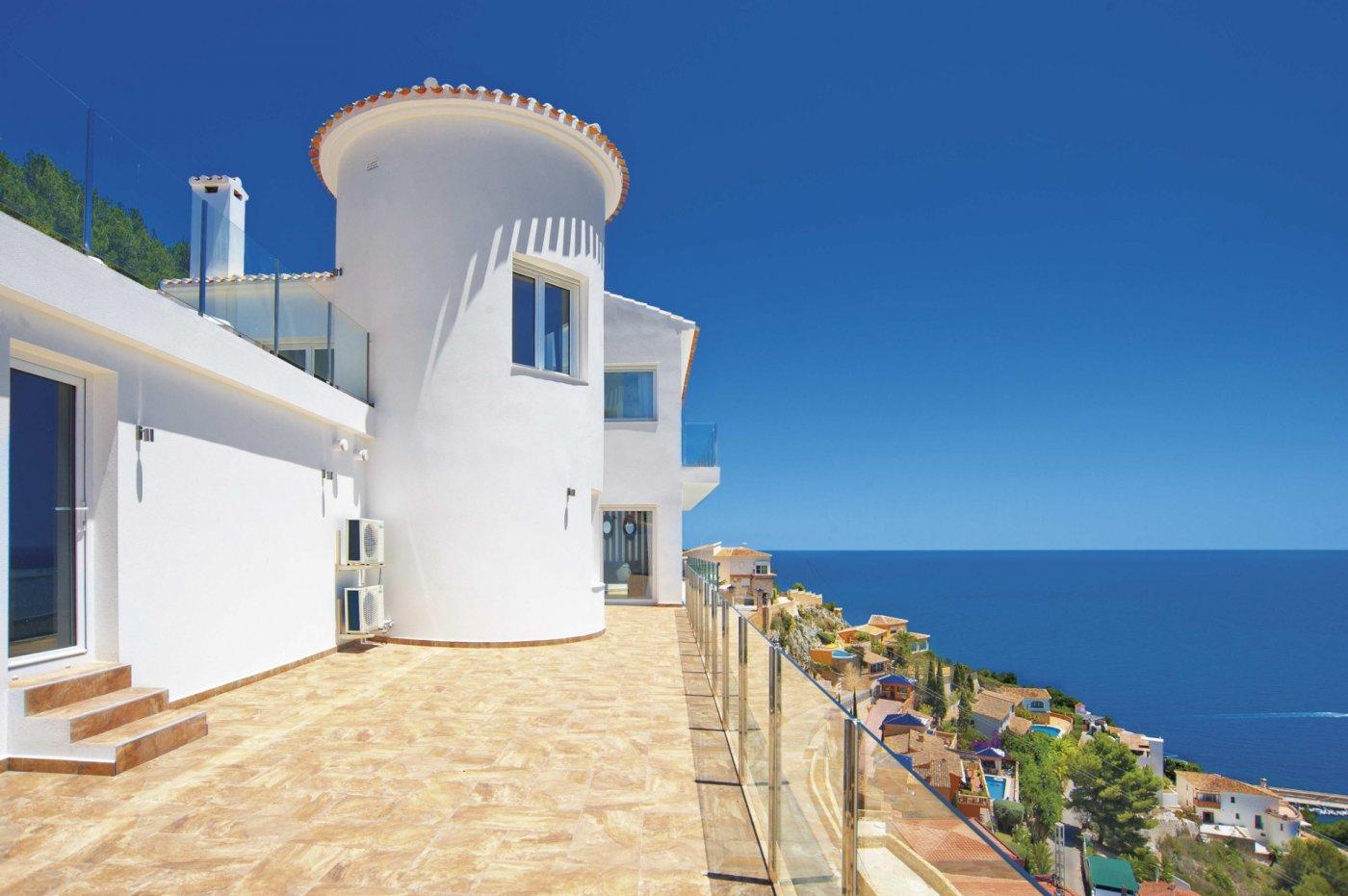 ⚜️ Privilegiada Villa de Lujo Contemporanea con Impresionantes VISTAS al MAR, SAN ANTONIO · Javea ⚜️