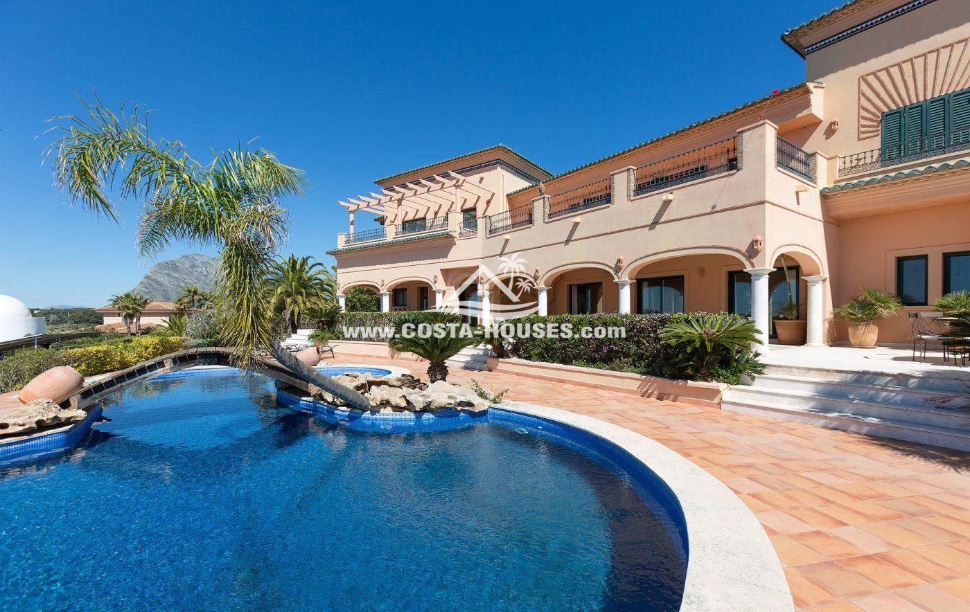 Exclusiva Villa de Lujo en Cuesta San Antonio, PUERTO DE JAVEA Alicante