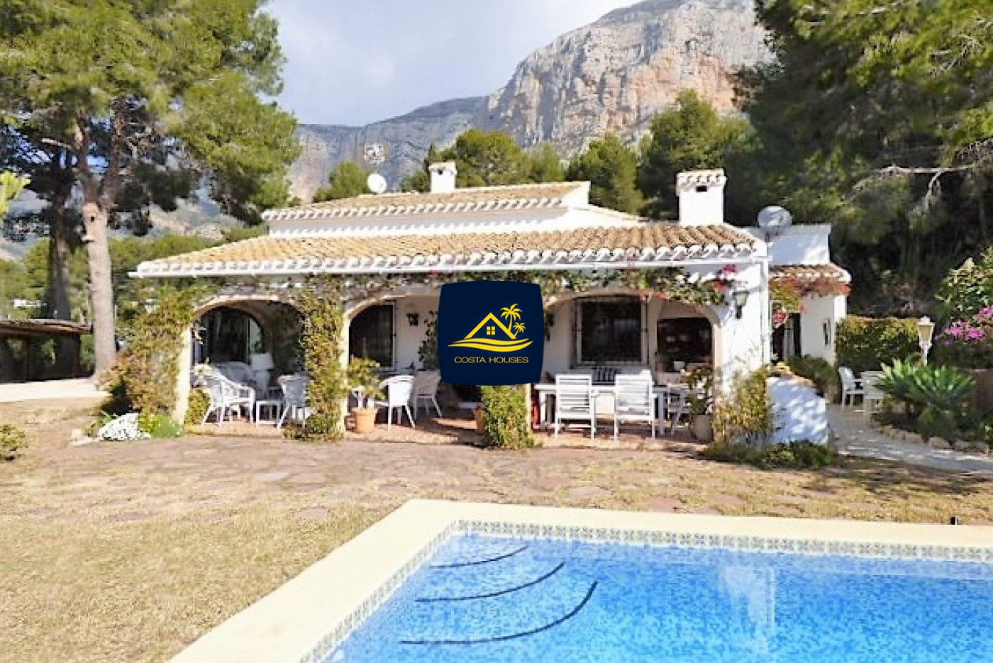 Villa in Javea Montgo – Castellans