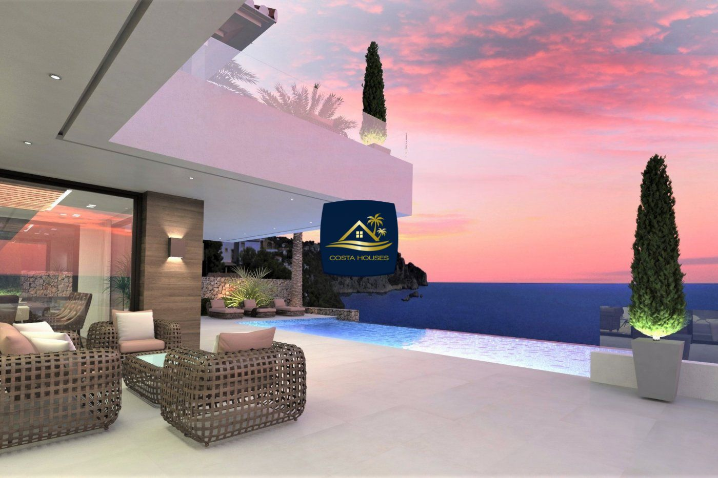 Villa for sale in Costa Nova, Javea