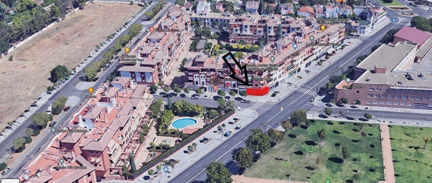 local-comercial en cordoba · el-tablero 525€