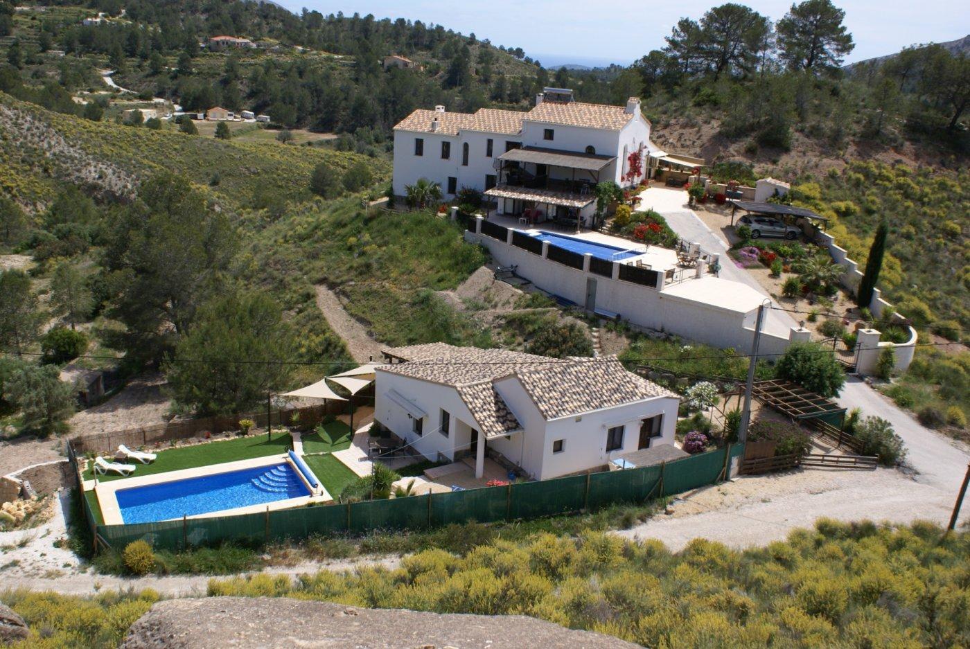 villa en finestrat · sin-zona 695000€
