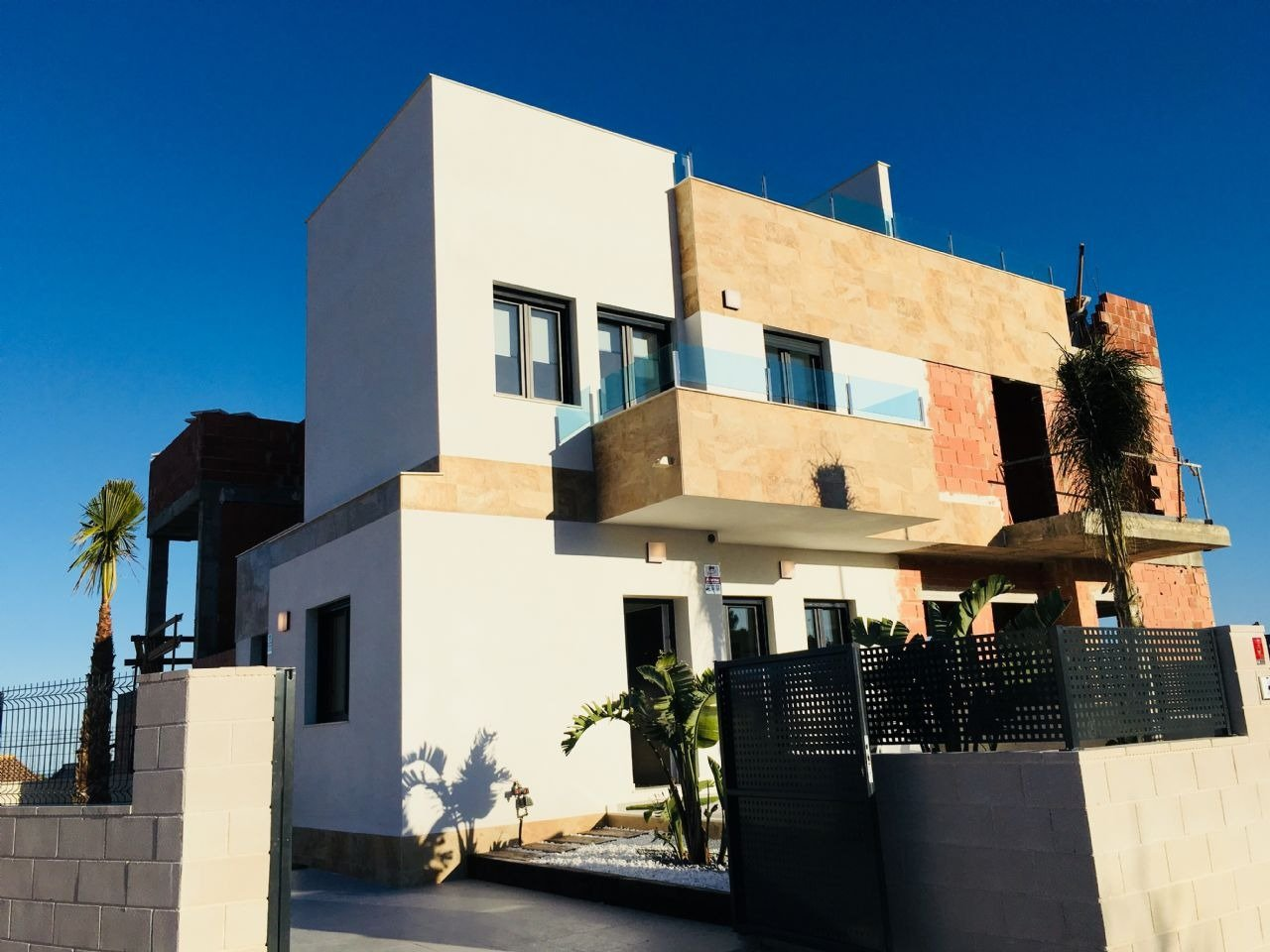 Inmobiliaria en Altea - Propiedades en venta Altea - villa - alberca