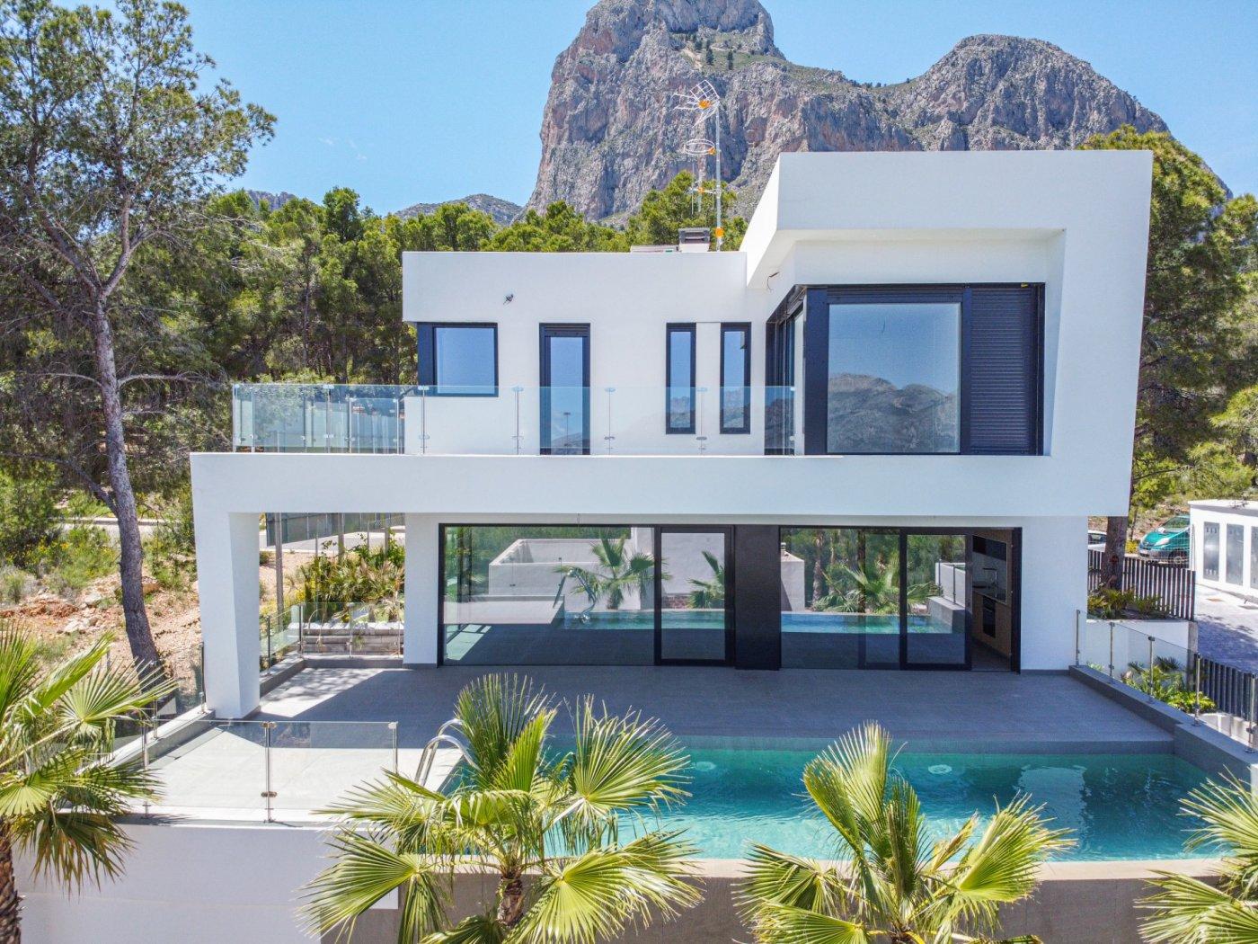 Inmobiliaria en Altea - Propiedades en venta Altea - villa - polop