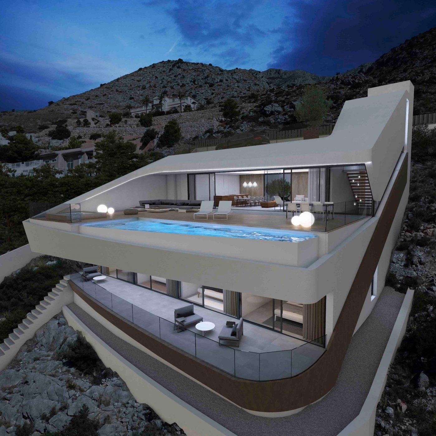 Property for sale - Villa · Altea - Estate Agents Altea