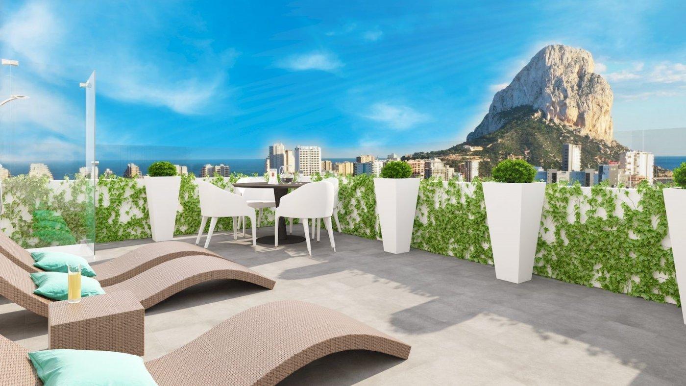 Real Estate Agents Altea - Properties for sale in Altea - apartment - calpe