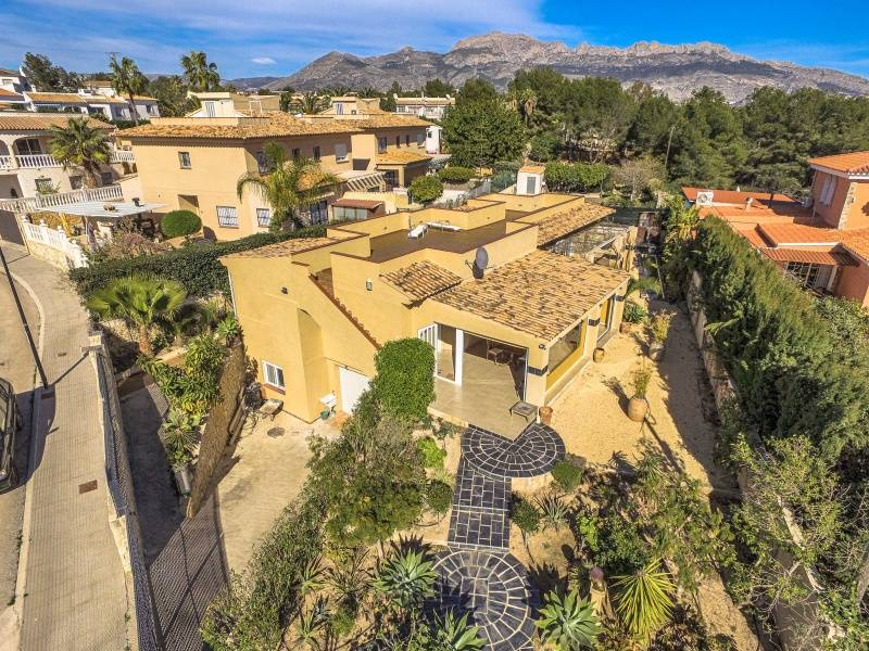 villa en la-nucia · la-nucia 329000€