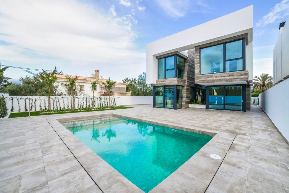villa en albir · centro 840000€