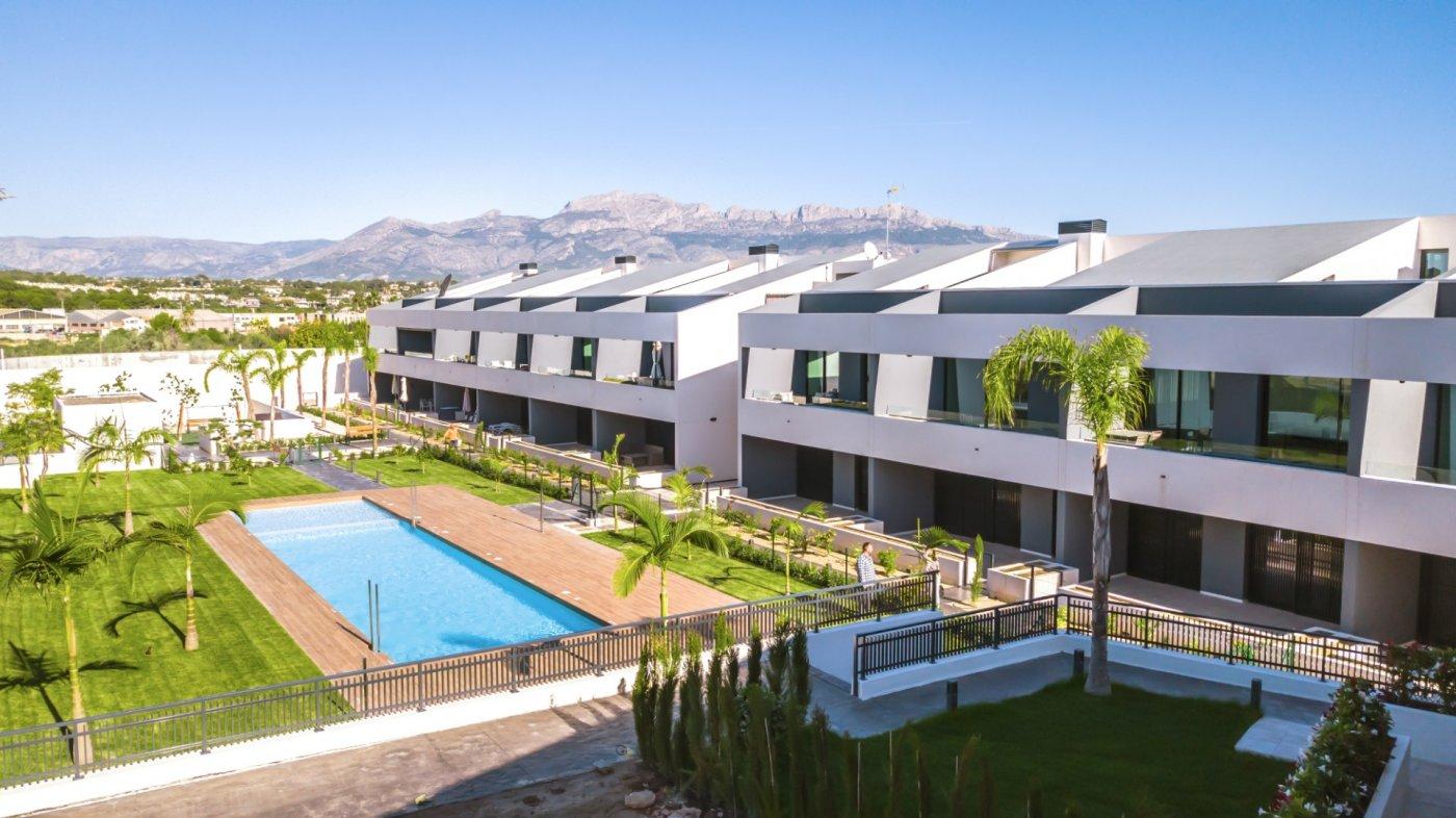 apartment en albir · albir 400000€