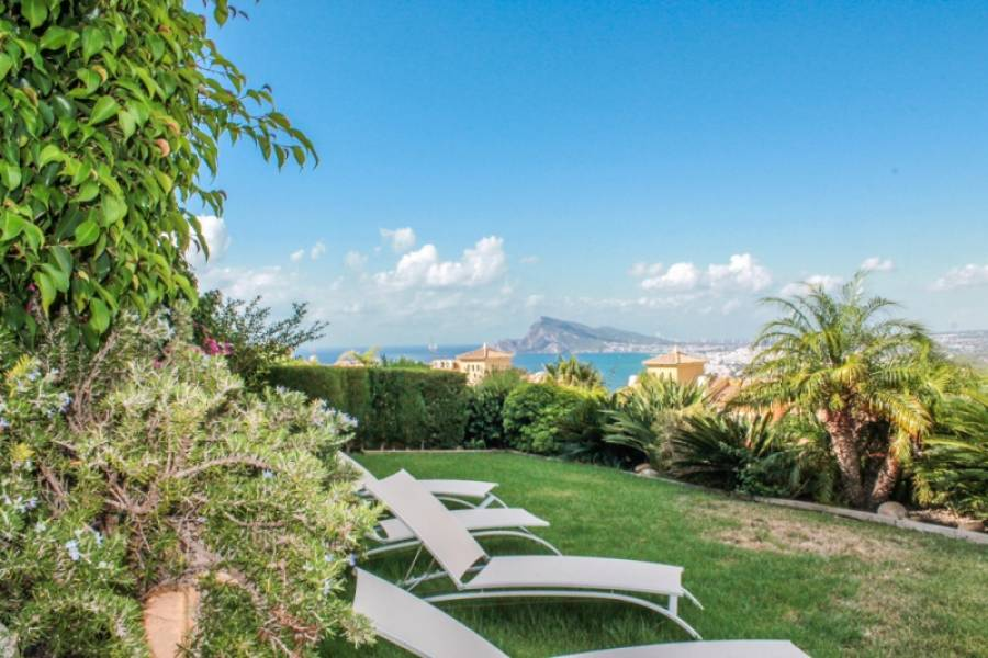 apartment en altea · altea-hills 549000€