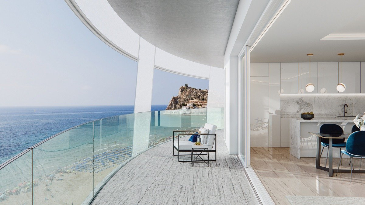 Real Estate Agents Altea - Properties for sale in Altea - apartment - poniente