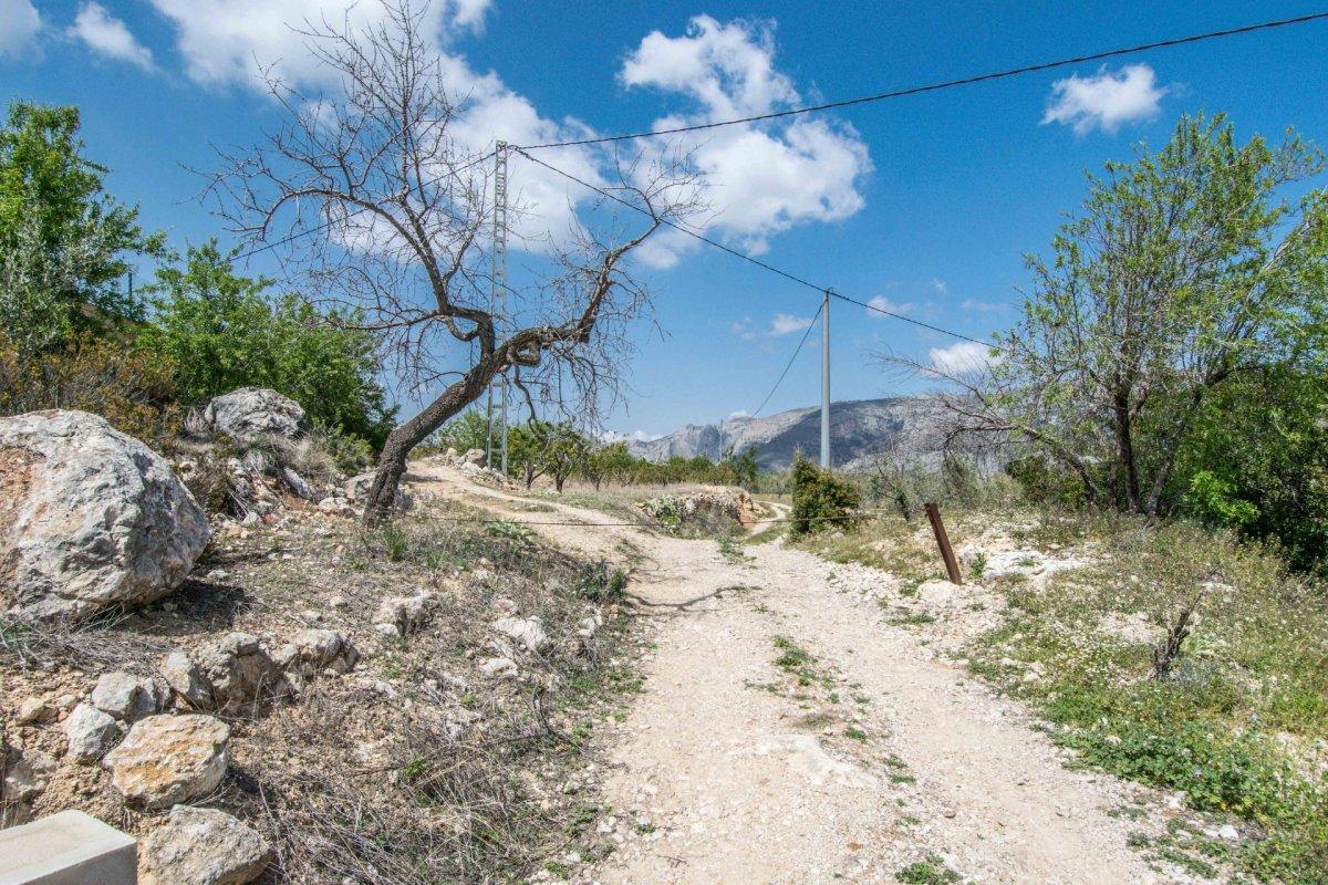 Property for sale - Plot · BENIMANTELL - Estate Agents Altea