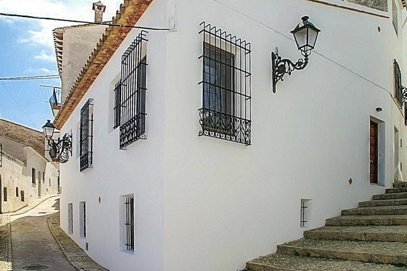 Real Estate Agents Altea - Properties for sale in Altea - townhouse - altea