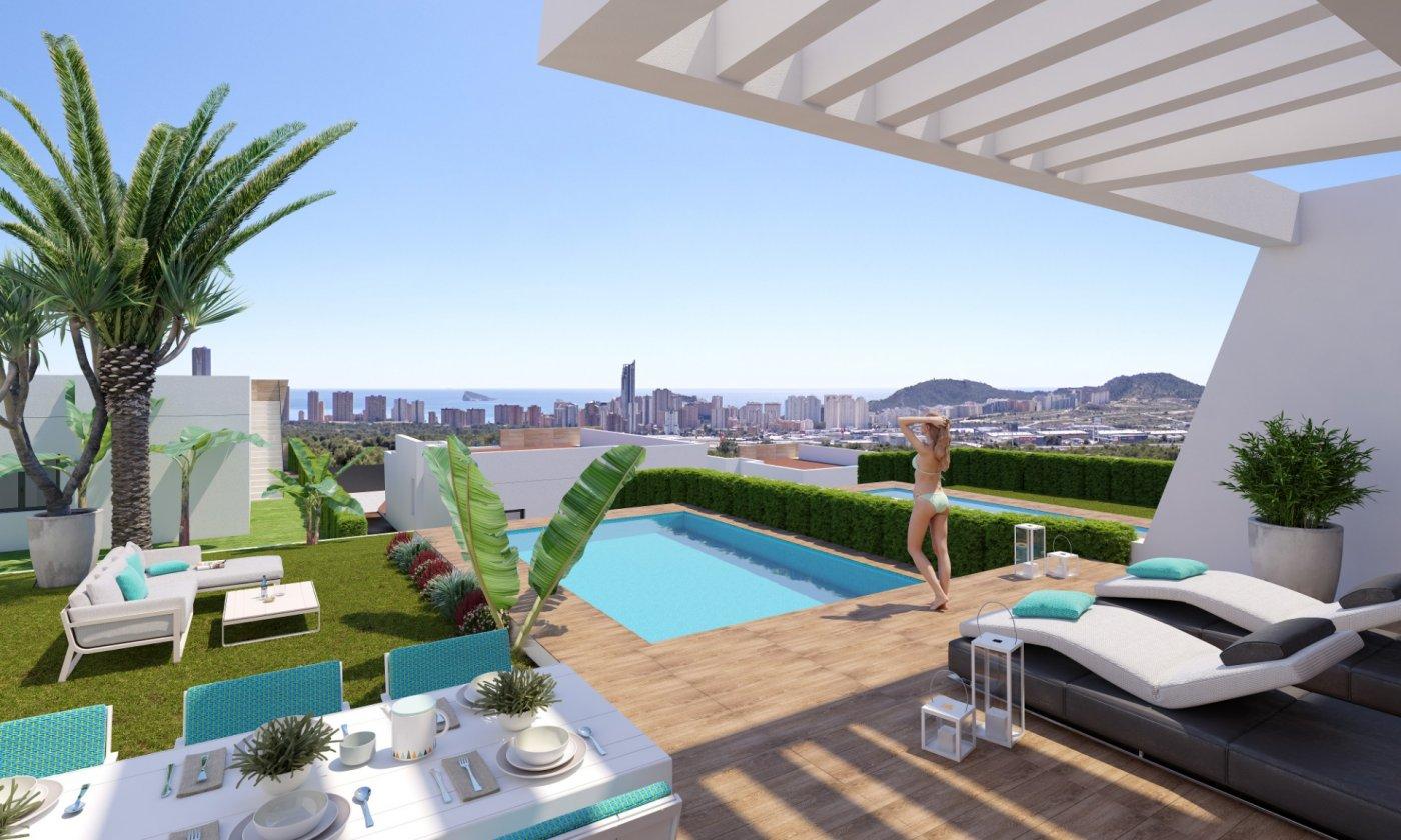 Real Estate Agents Altea - Properties for sale in Altea - townhouse - finestrat