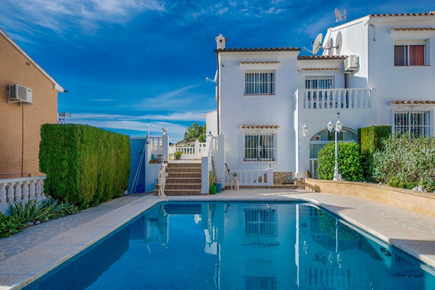 Real Estate Agents Altea - Properties for sale in Altea - townhouse - alfas-del-pi