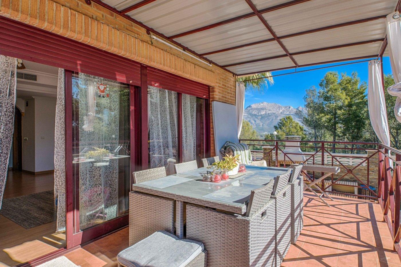 Real Estate Agents Altea - Properties for sale in Altea - townhouse - la-nucia