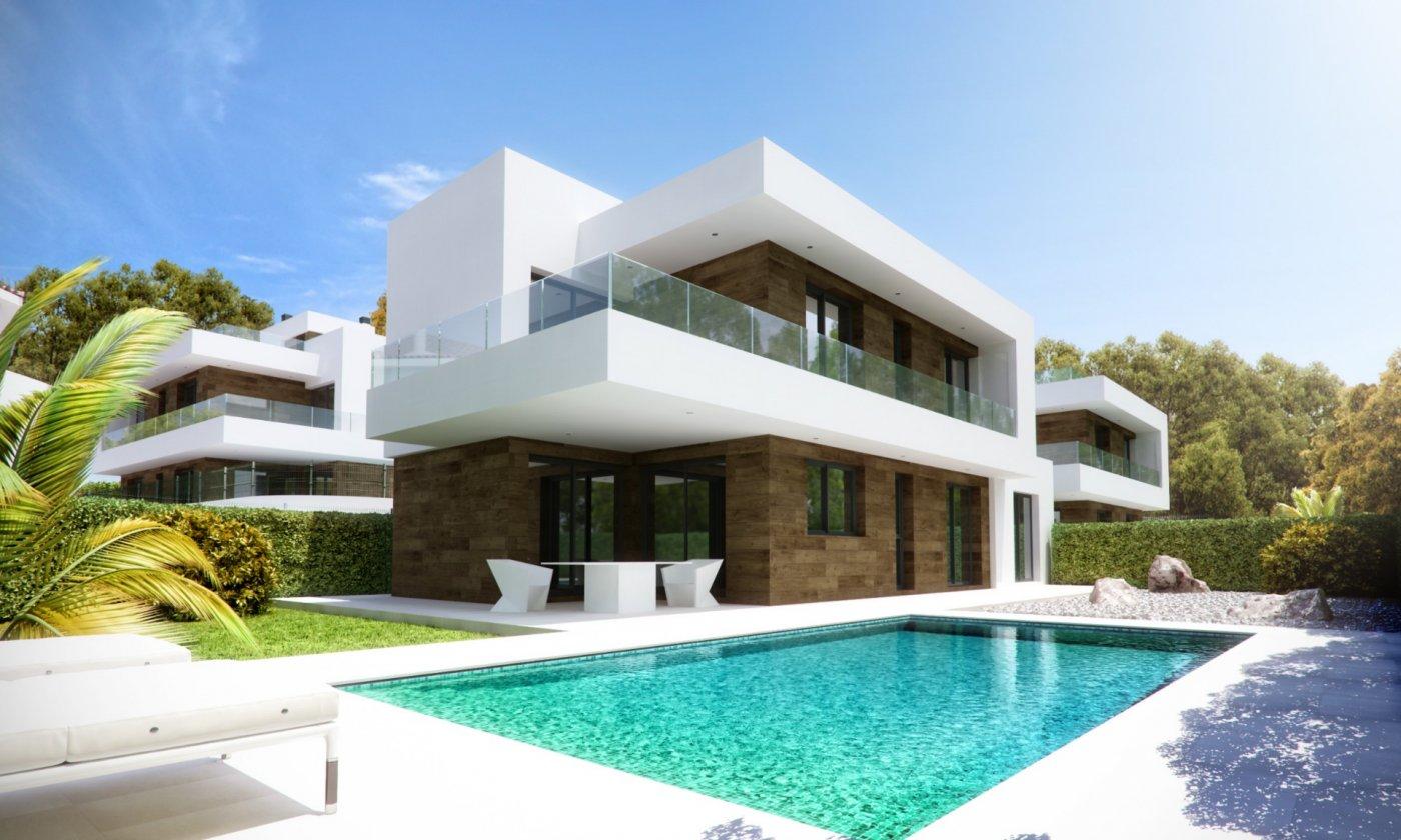 villa en albir · albir 585000€