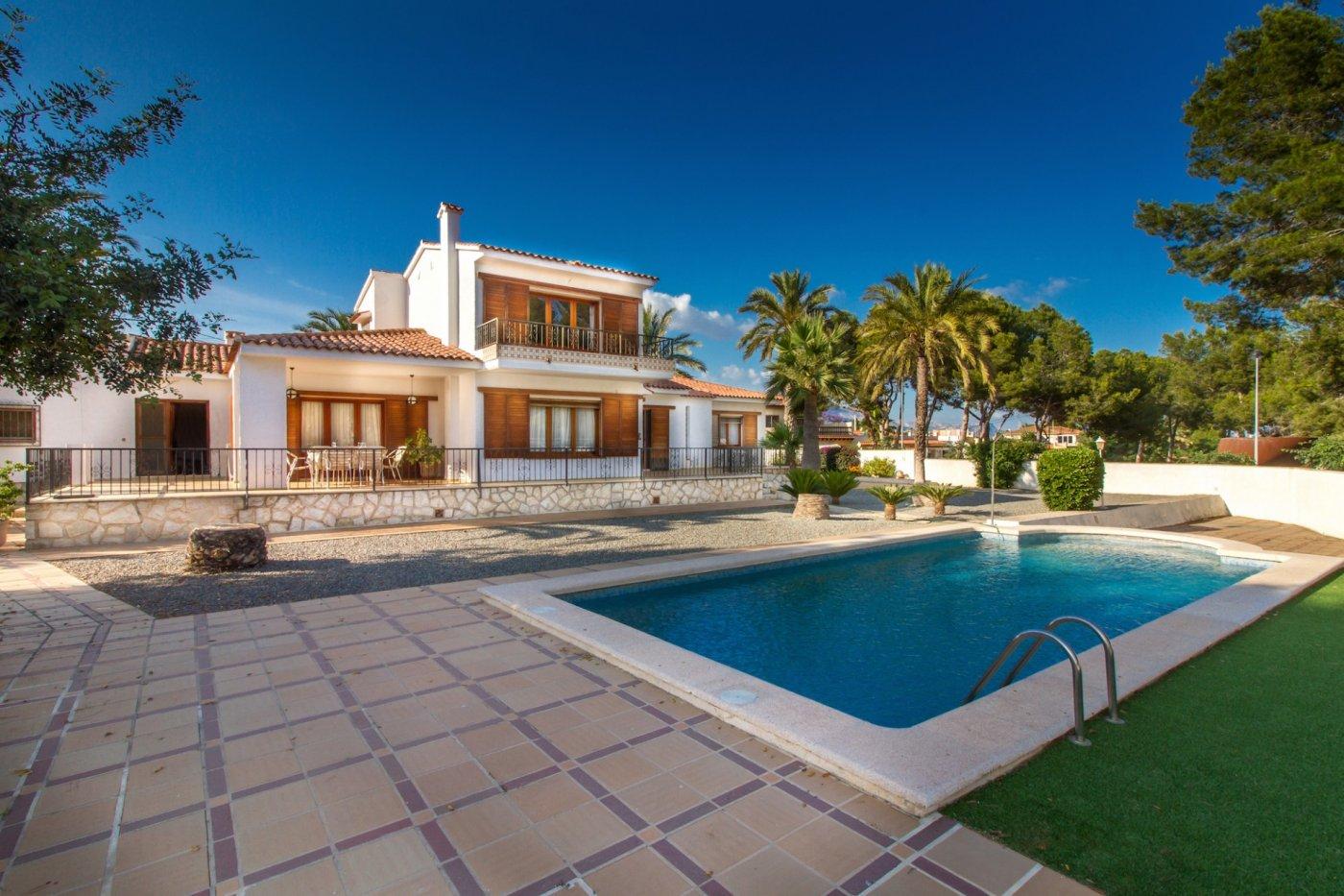 Inmobiliaria en Altea - Propiedades en venta Altea - villa - alfas-del-pi