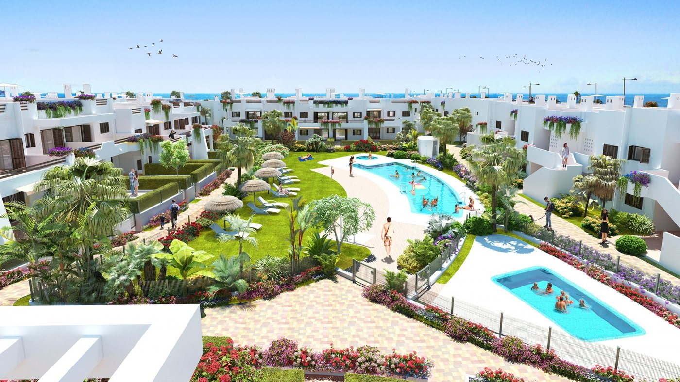 Estate Agents Moraira – Property for sale in Moraira – Townhouse – Mar De Pulpí – San Juan De Los Terreros