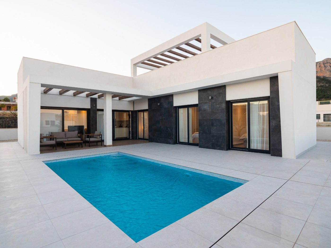 Real Estate Agents Altea - Properties for sale in Altea - villa - urbanizaciones