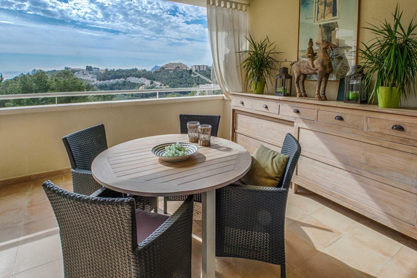 Estate Agents Moraira – Property for sale in Moraira – Apartment – Altea Hills – Altea
