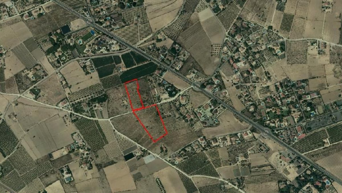 parcela en elche-pedanias · valverde 120000€