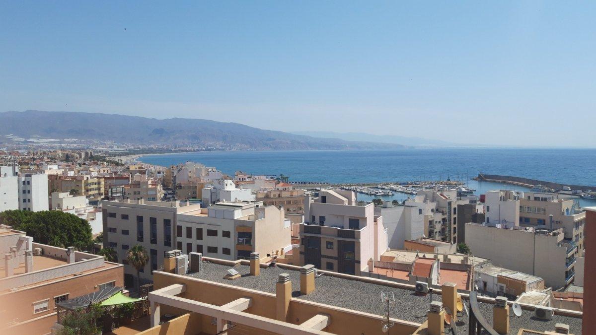 Atico en alquiler en El Puerto, Roquetas de Mar