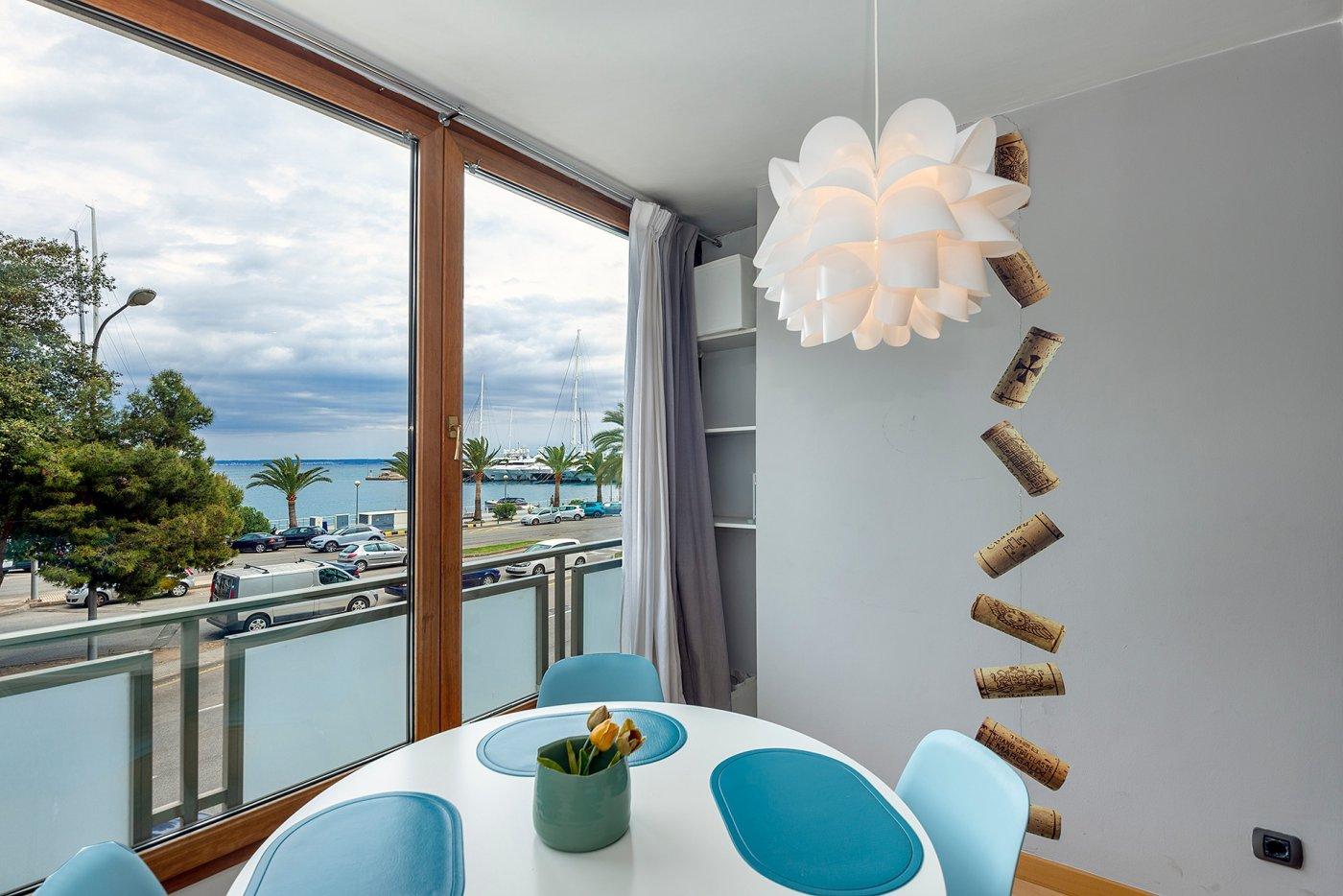 Apartamento con vistas al mar en paseo marítimo - imagenInmueble0