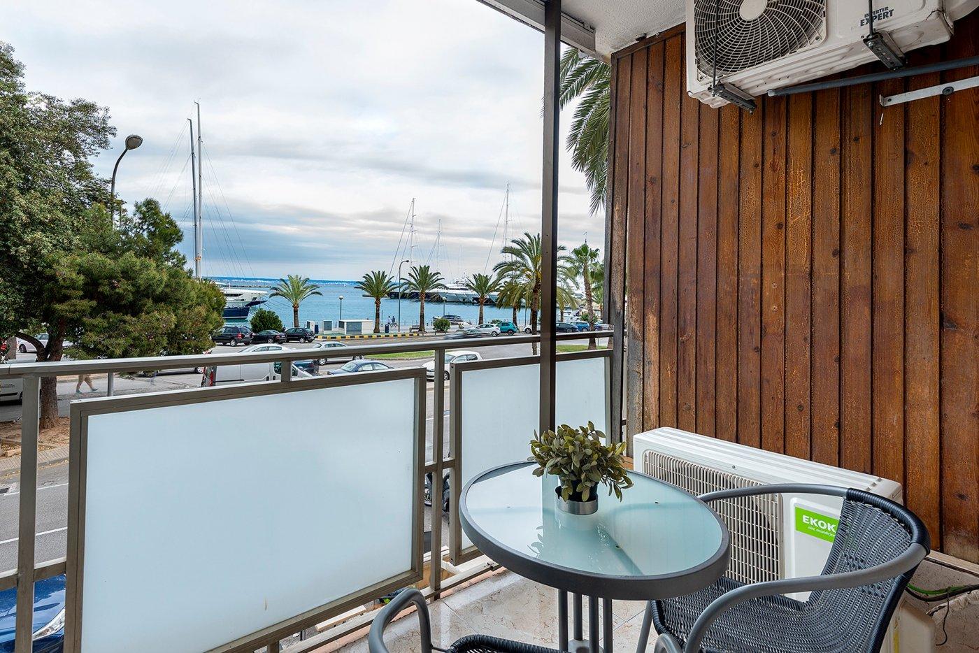 Apartamento con vistas al mar en paseo marítimo - imagenInmueble1