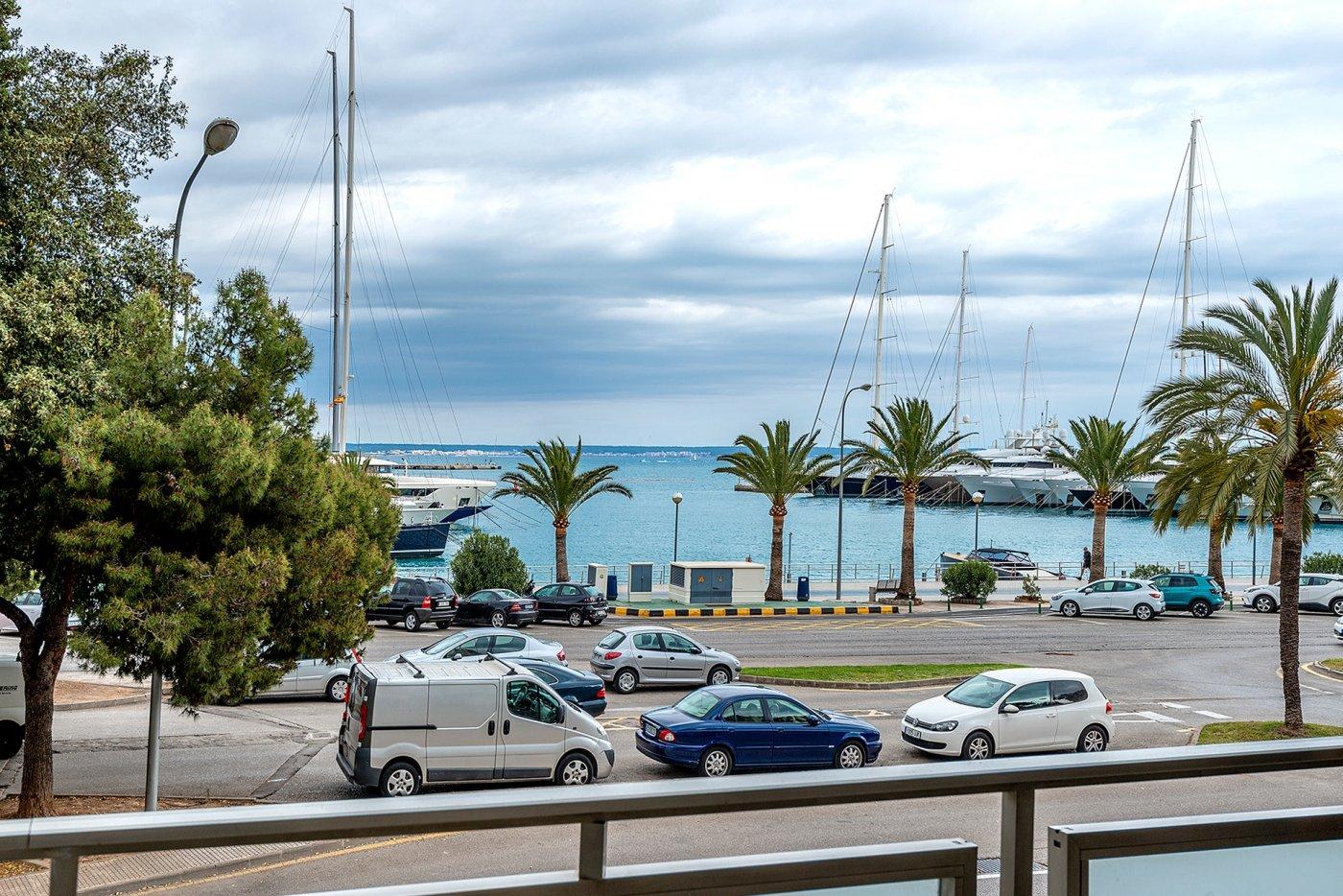 Apartamento con vistas al mar en paseo marítimo - imagenInmueble22