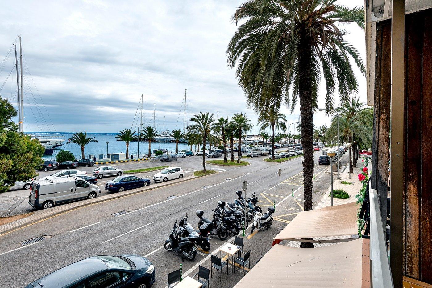 Apartamento con vistas al mar en paseo marítimo - imagenInmueble23