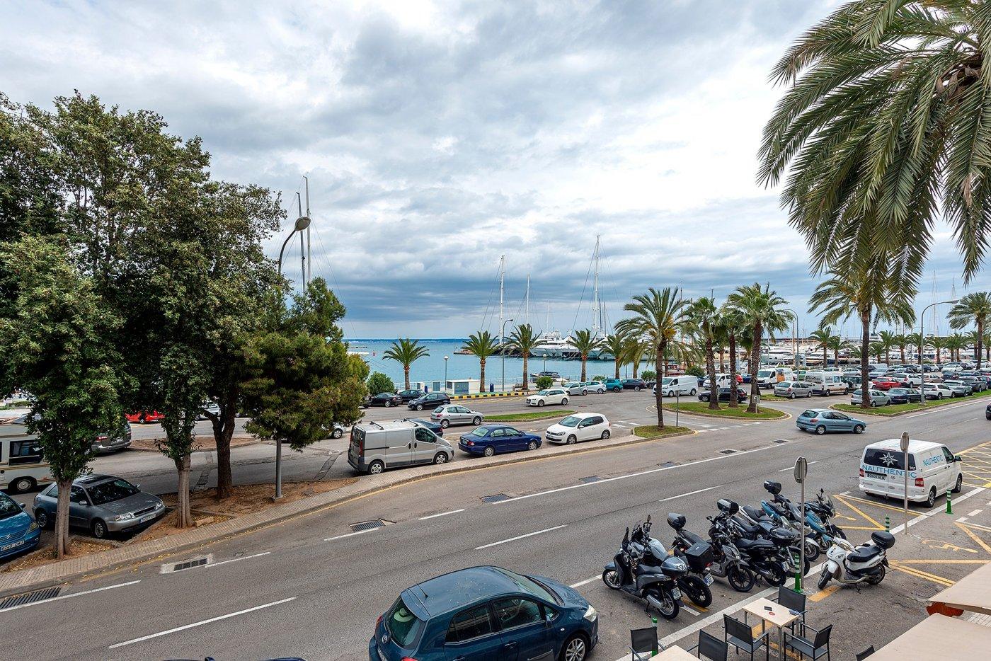 Apartamento con vistas al mar en paseo marítimo - imagenInmueble4