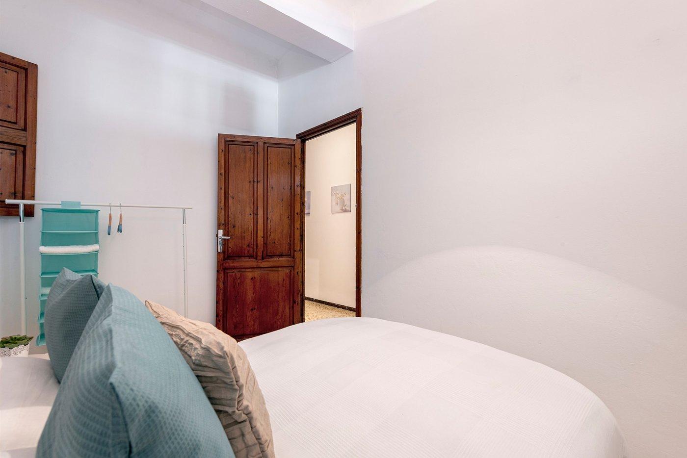 Centrico piso en venta. porta sant antoni. palma mallorca. - imagenInmueble14