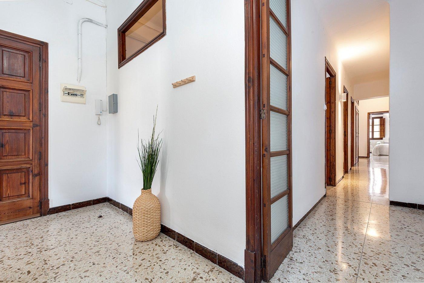 Centrico piso en venta. porta sant antoni. palma mallorca. - imagenInmueble19