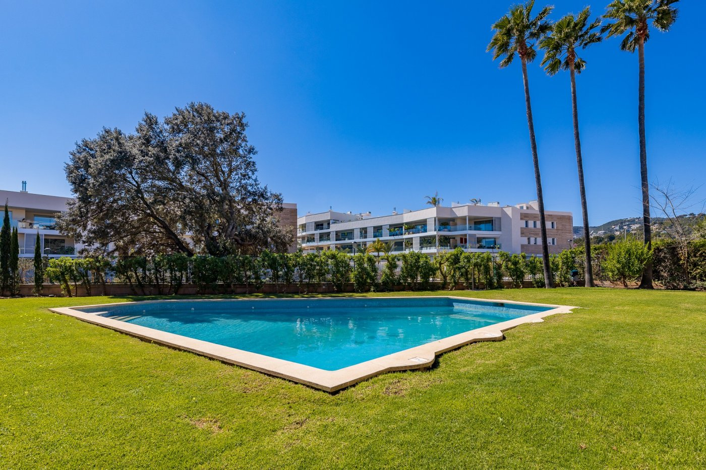 Zona colegios. arabella park. se vende atico con piscina comunitaria. palma mallorca - imagenInmueble0