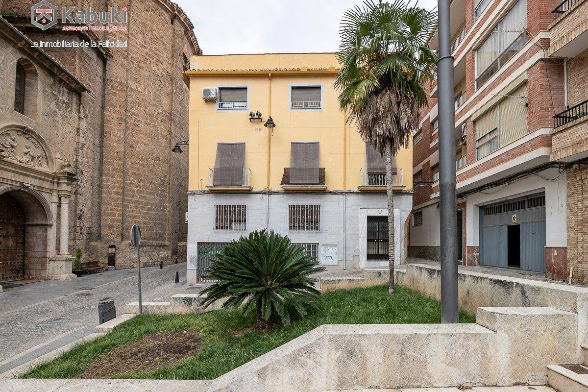 Edificio completo con viviendas y locales. situado a espaldas de la encarnación. alta rent - imagenInmueble12