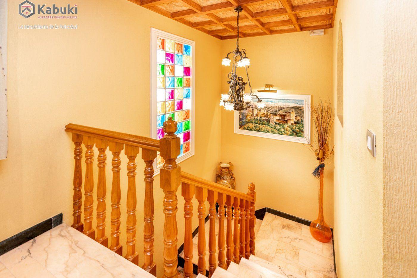 Magnífica casa en jun, con fabulosas vistas despejadas a la vega granadina y a montevive - imagenInmueble15