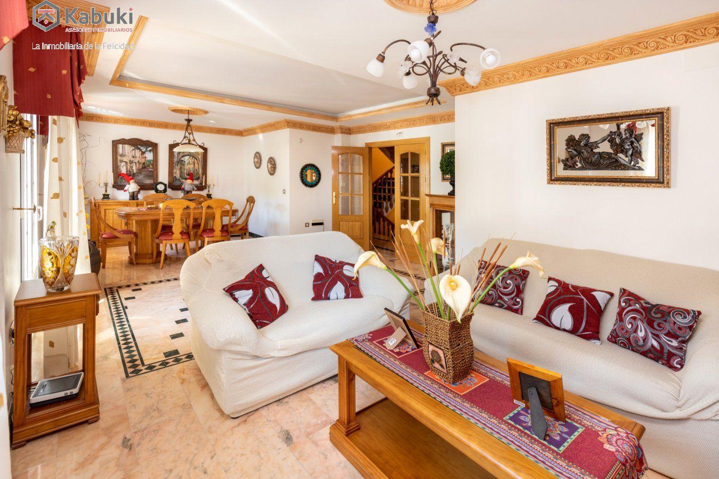 Magnífica casa en jun, con fabulosas vistas despejadas a la vega granadina y a montevive - imagenInmueble3
