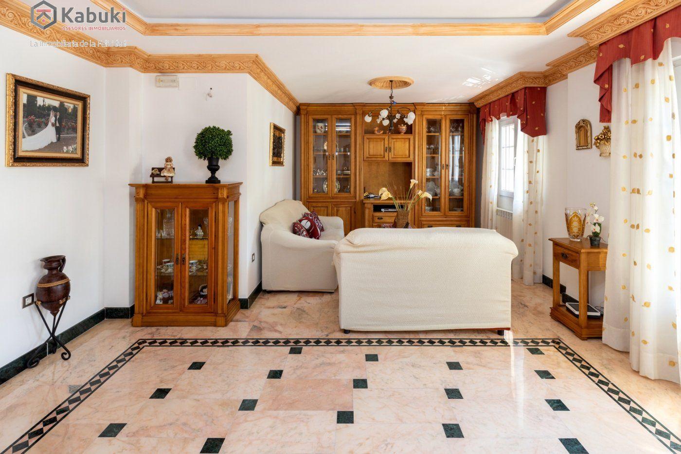 Magnífica casa en jun, con fabulosas vistas despejadas a la vega granadina y a montevive - imagenInmueble4