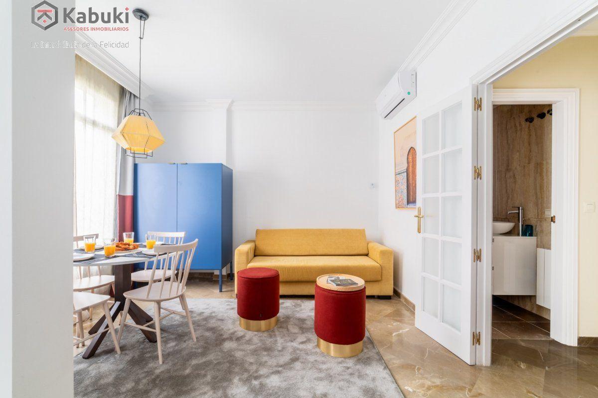 Magnífico inmueble de dos dormitorios en gran via. de estilo moderno, sentirás todo el con - imagenInmueble11