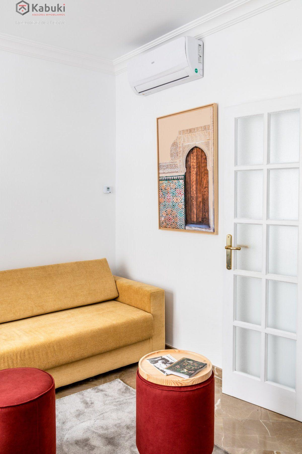 Magnífico inmueble de dos dormitorios en gran via. de estilo moderno, sentirás todo el con - imagenInmueble12