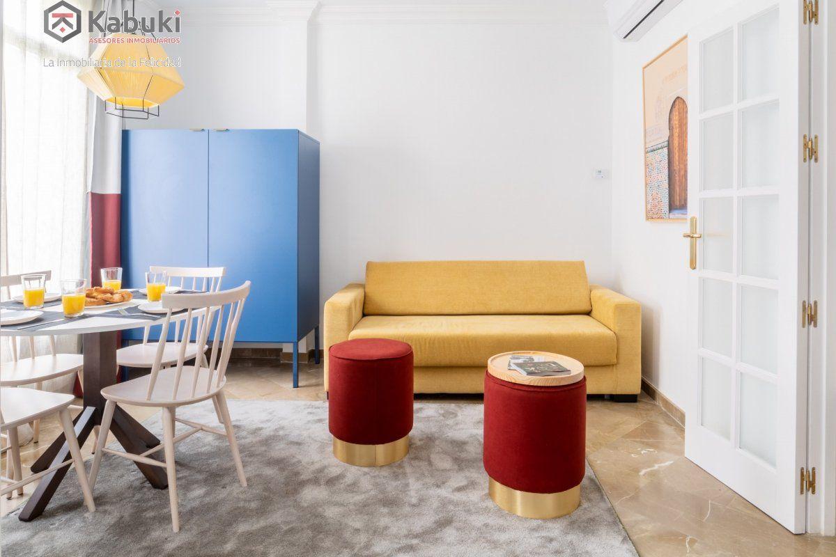 Magnífico inmueble de dos dormitorios en gran via. de estilo moderno, sentirás todo el con - imagenInmueble1