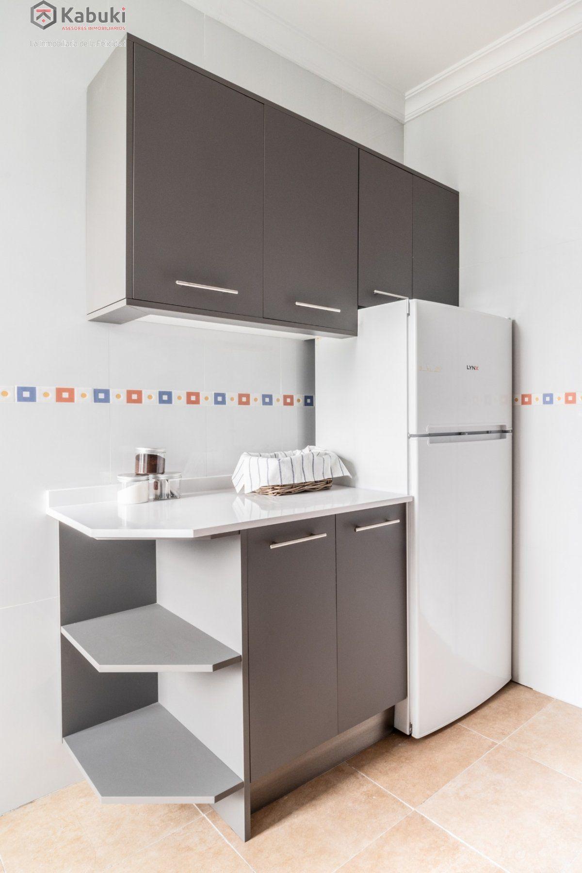 Magnífico inmueble de dos dormitorios en gran via. de estilo moderno, sentirás todo el con - imagenInmueble20