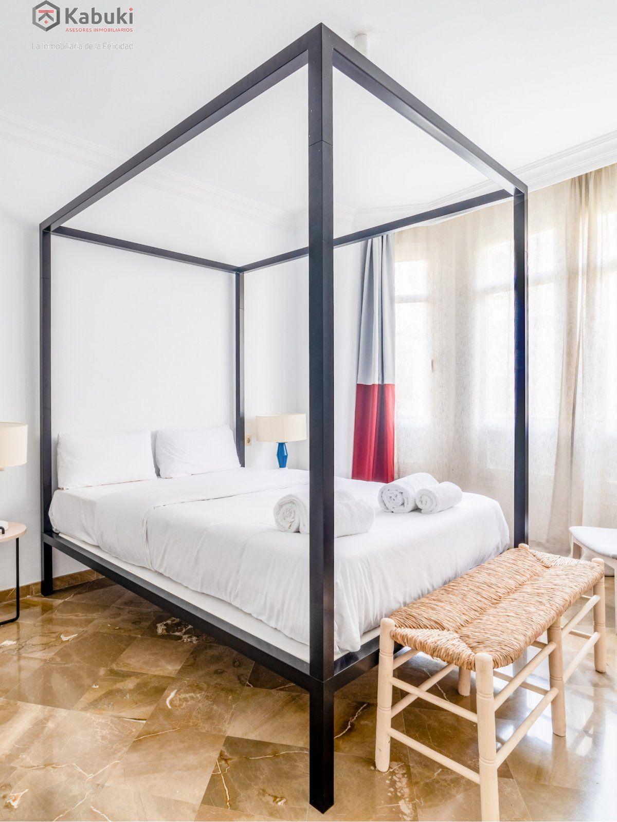 Magnífico inmueble de dos dormitorios en gran via. de estilo moderno, sentirás todo el con - imagenInmueble25