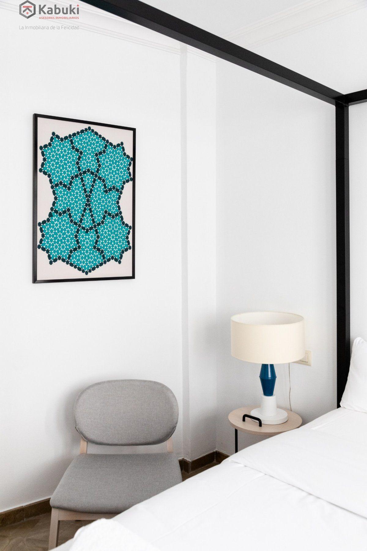 Magnífico inmueble de dos dormitorios en gran via. de estilo moderno, sentirás todo el con - imagenInmueble26