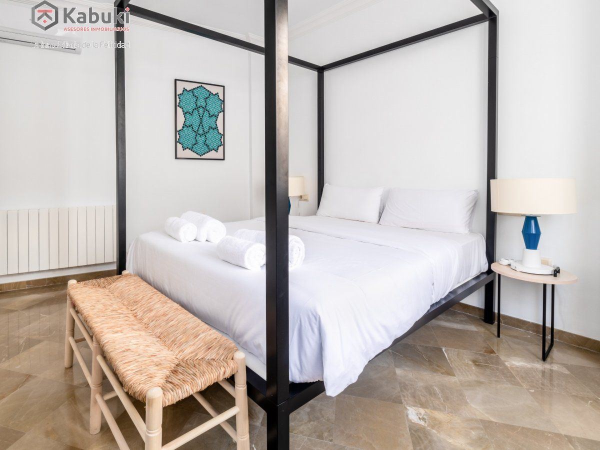Magnífico inmueble de dos dormitorios en gran via. de estilo moderno, sentirás todo el con - imagenInmueble28