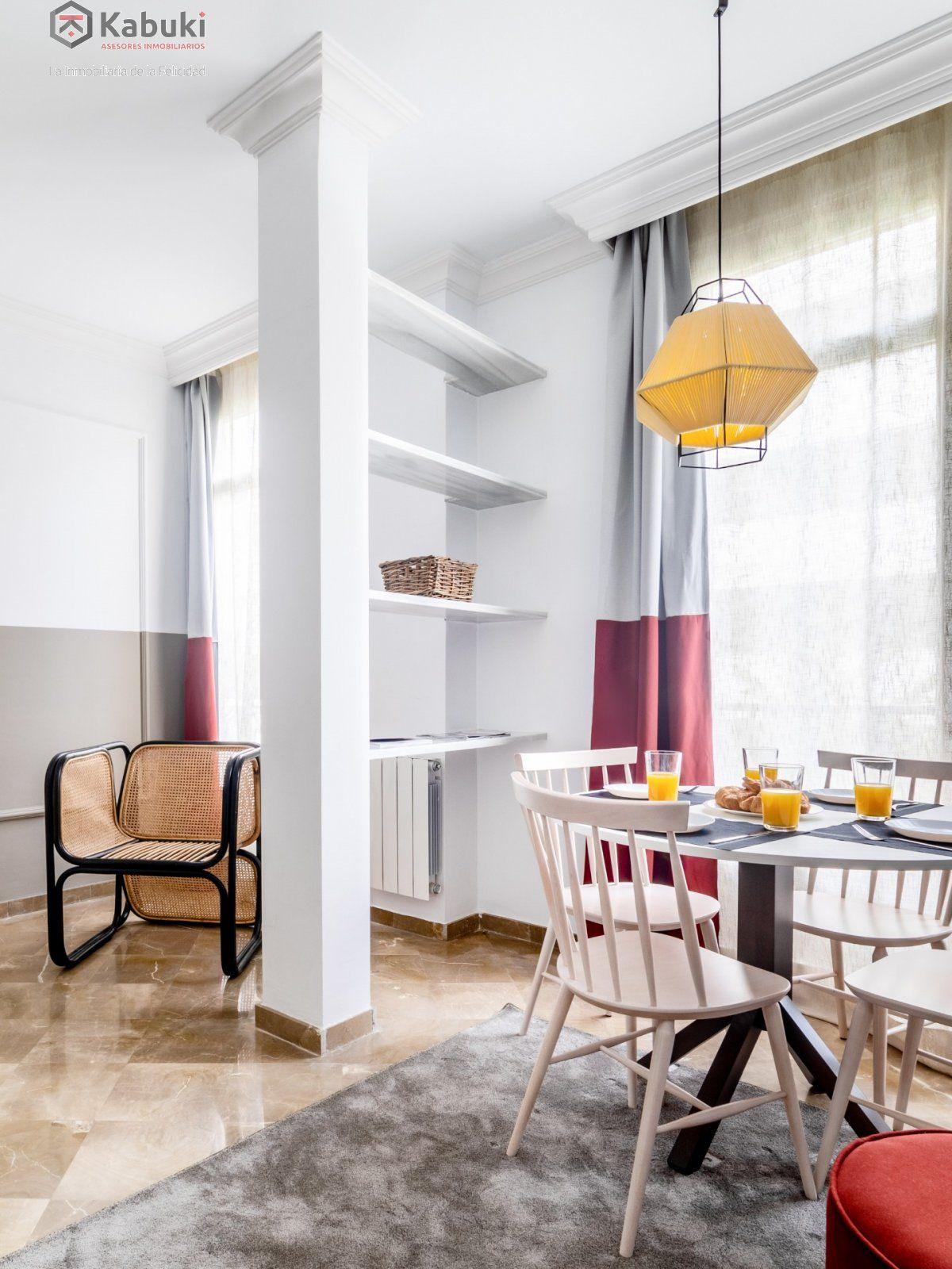 Magnífico inmueble de dos dormitorios en gran via. de estilo moderno, sentirás todo el con - imagenInmueble2